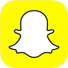 Snapchatのアイコン
